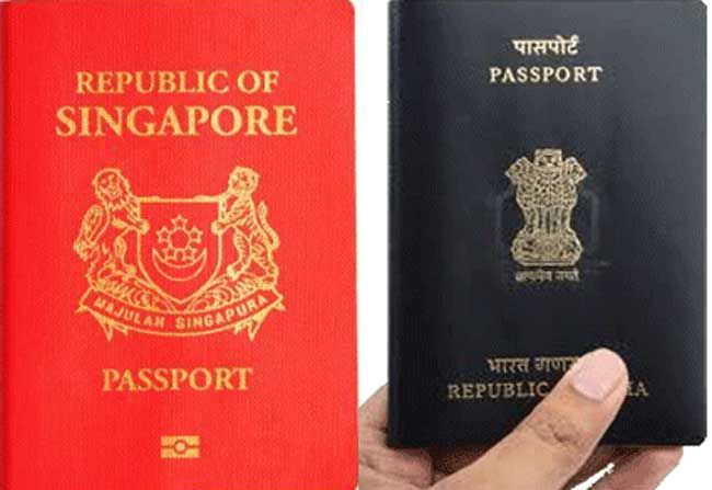 Singapore Citizen can travel to 159 Countries without Visa!