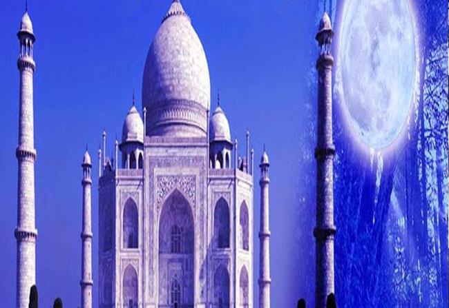 Taj Mahal Speciality on Sharad Purnima