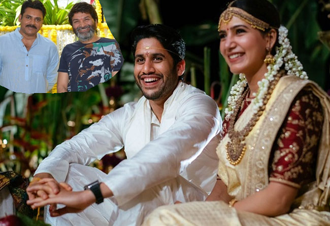 Pawan Kalyan And Trivikram: ChaiSam Wedding Surprise Gift