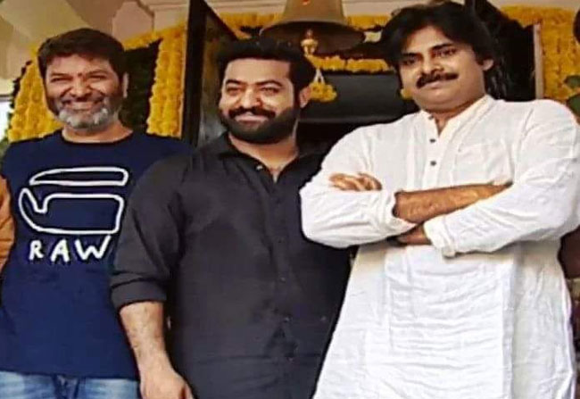 Why Pawan Is Close To NTR…?