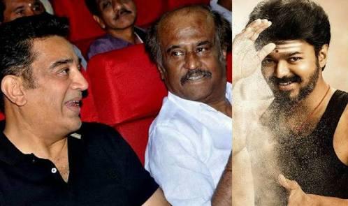 Rajinikanth to Follow Kamal Hassan