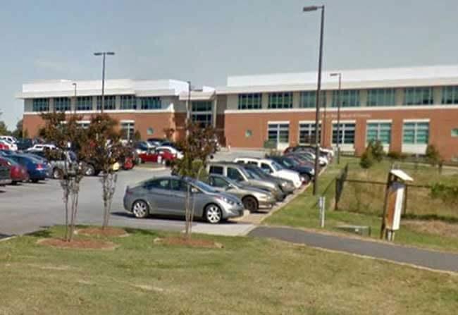 It happened again in the US! Gunmen open fire near University of South Carolina