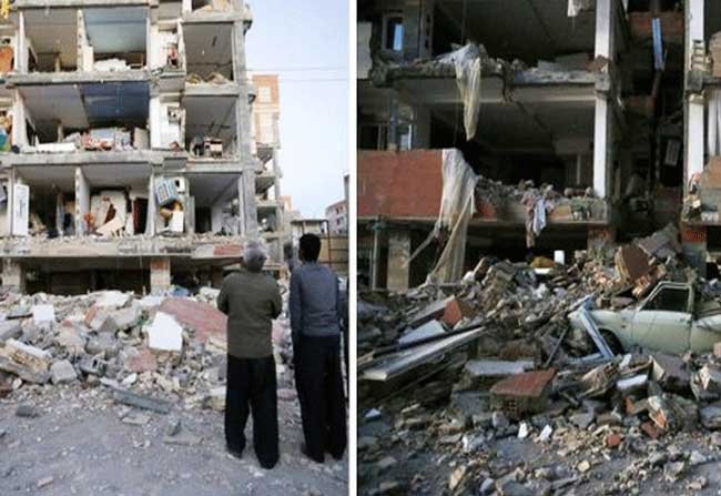 210 Dead, 1700 injured after 7.3 Earthquake in Iraq