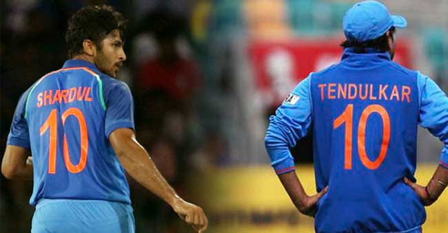 'Jersey No. 10' to retire from Indian National Cricket team!