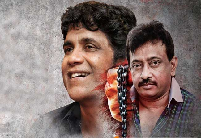 Nagarjuna's business mind in accepting film with RGV