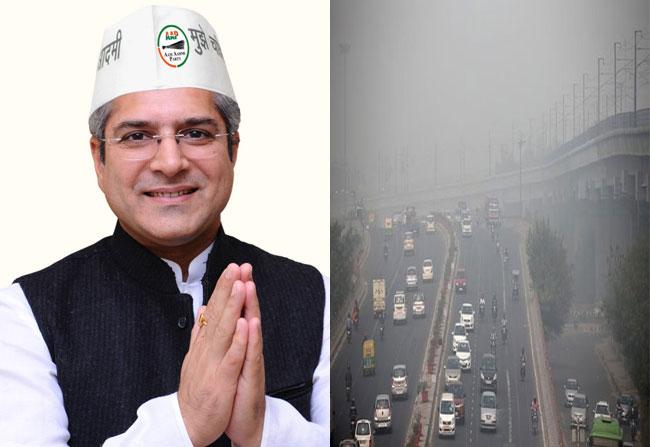 No Uber-Ola Surge pricing in Delhi! AQI levels in Delhi touch 612