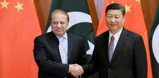 Pakistan Shocks China