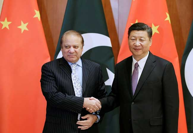Pakistan Shocks China