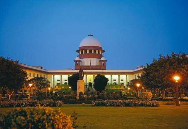 Supreme Court asks for 1,581 cases which are on MPs and MLAs