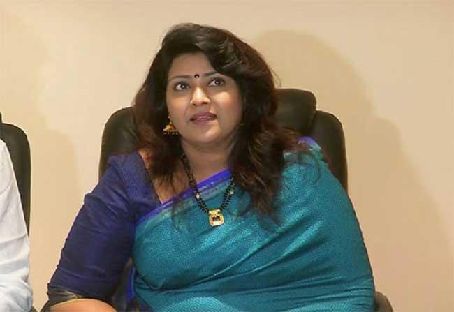 Vani Vishwanath Joins TDP
