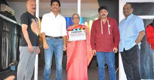 Varma 'Xeroxes' Hollywood Movie for Nagarjuna