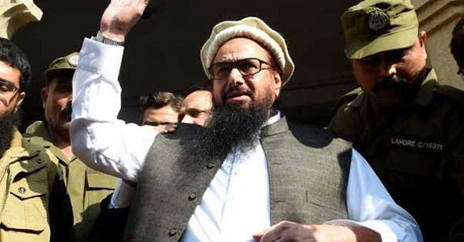 US Warns Pakistan Of Repercussions For Its Inaction In arresting Hafiz Saeed
