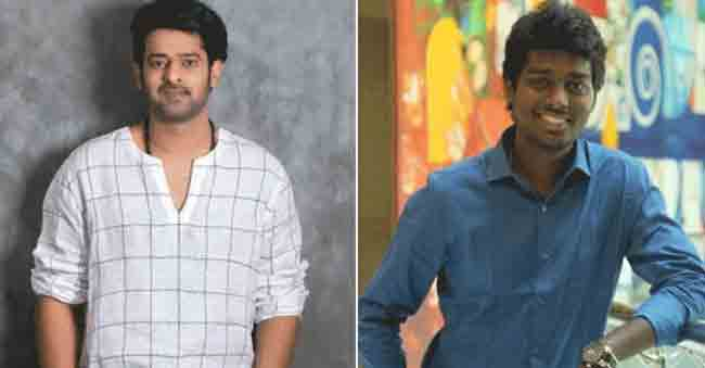 Director says I am not any doing a movie with Prabhas!