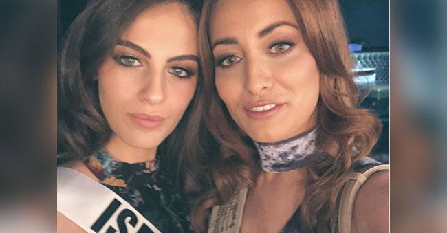 Miss Iraq, received death threats due to selfie!