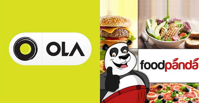 Ola is all set to take on Uber after it acquired Food panda!