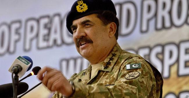 Pakistan warns America Passes shoot-at-sight order