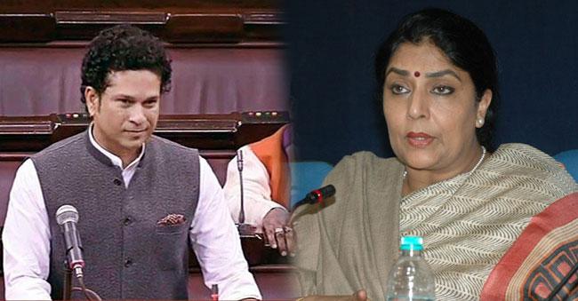 Congress MP's controversial Remarks on Sachin Tendulkar