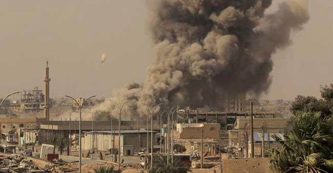 Russia Air Strikes East Syria: 21 Civilians Killed
