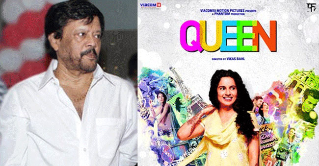 The shooting of south 'Queen' movie stalled?