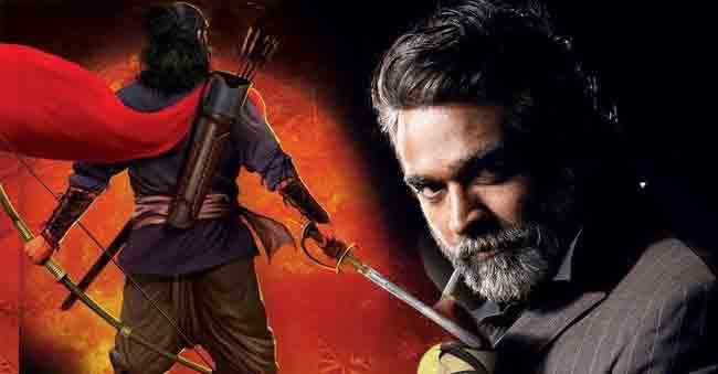 Vijay Sethupathi- A key Character in SyeRaa