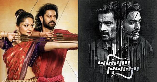 OMG! Shocker! Tamil movie pushes Baahubali to 2nd spot!