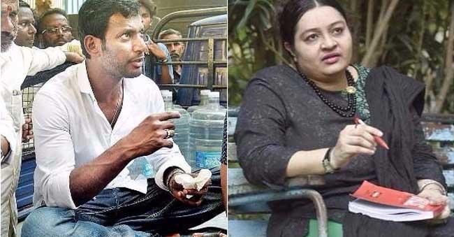 EC rejects Deepa's and actor Vishal's nominations| Tamil Nadu RK Nagar by-elections