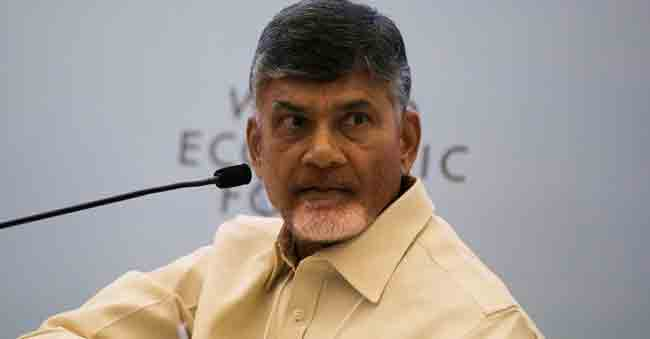 Chandrababu C/O Corruption – AP Minister