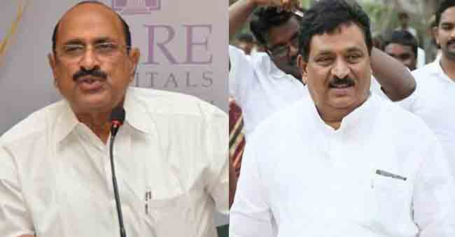 Fight in AP Cabinet – Home Minister vs Health Minister