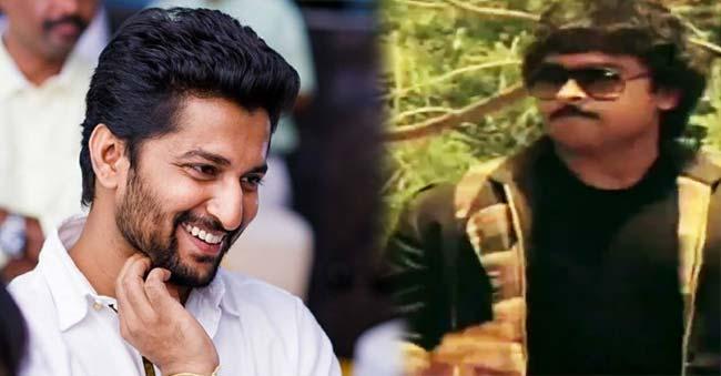 I want to become 'Chantabbai' Says Nani in Awe Movie Function