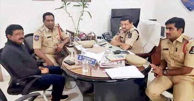 Ram Gopal Varma falls into his own trap | RGV's laptop seized