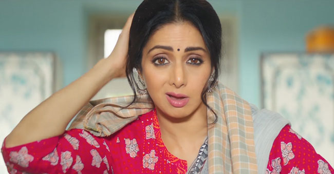 Sridevi-Acting