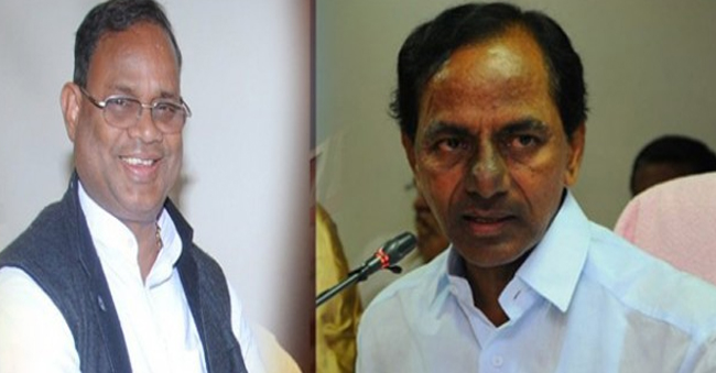 KCR pocketed Centre funds! – Telangana BJP Leader Lakshman