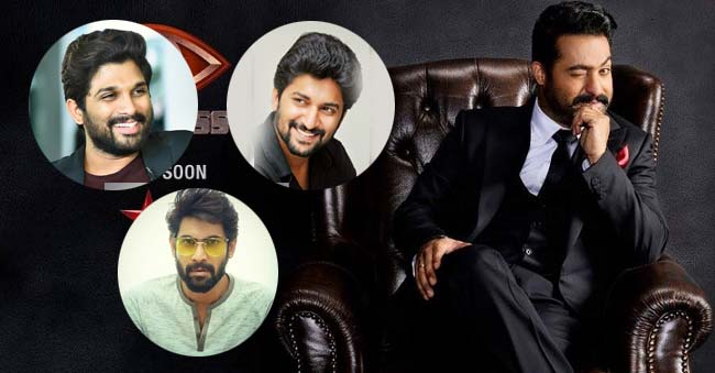 Three heroes in talks with Star Maa for Bigg Boss-2