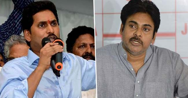Its official: YSRCP rejects JFC and Pawan Kalyan