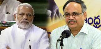 AP Planning Commision Chairman's big bomb on Indian PM