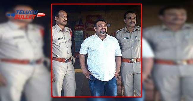 AP Police Gave A Rude Shock to Kathi Mahesh