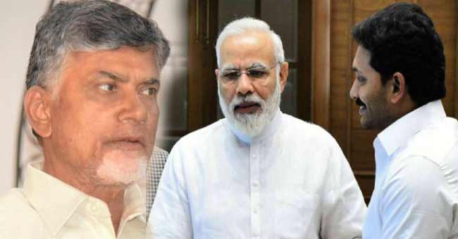BJP's Tit For Tat For AP-TDP?