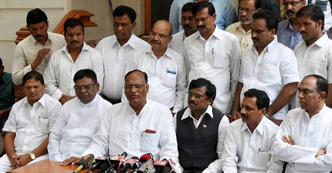BJP Behind TRS MP's New Plot Against AP?