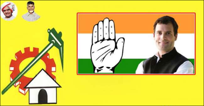 Congress-TDP's secret deal for 2019 elections?