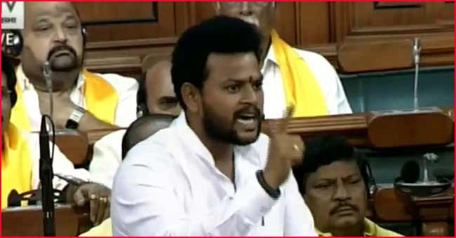 Ram Mohan Naidu, a ray of hope for AP-TDP