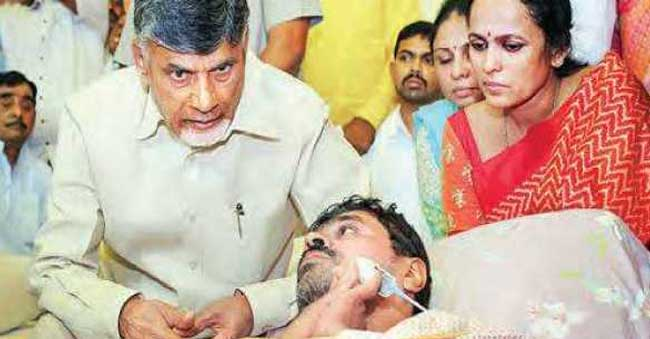 TDP Banking On Steel Plant To Earn Trust