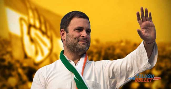 KCR Concerned About Rahul Gandhi's Visit To OU