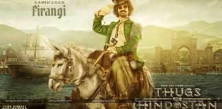 Aamir Khan's As The Firangi Thug