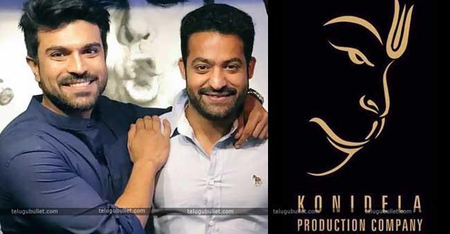 Jr NTR And RamCharan's Konidela Productions