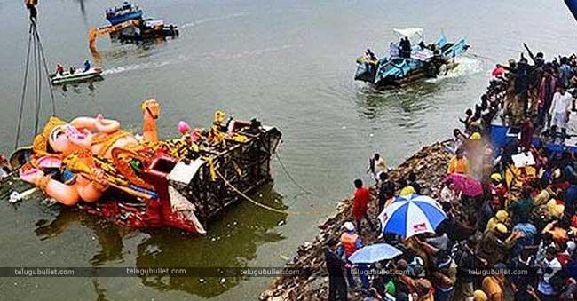GHMC to submerge Ganesh idols on September 23