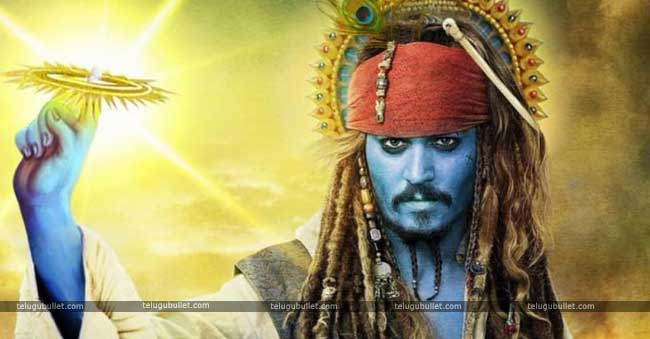 Johnny Depp Character Was Inspired By Lord Krishna