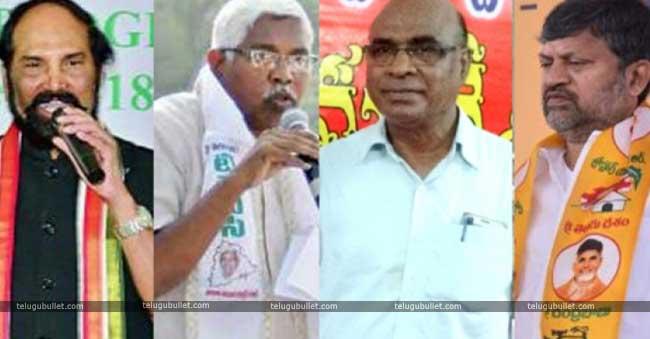 KTR addressed the Mahakutami as Droha Kutami