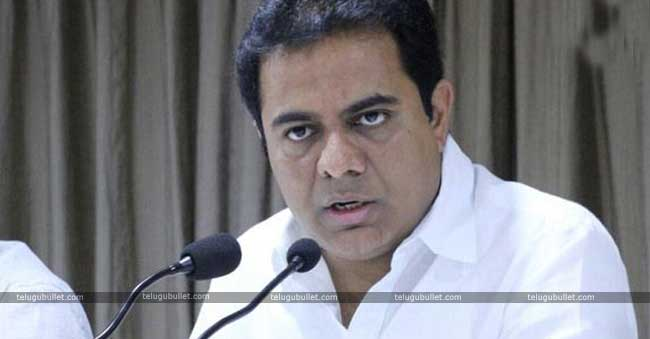 KTR Makes A Stunning Promise To His Rivals In Style