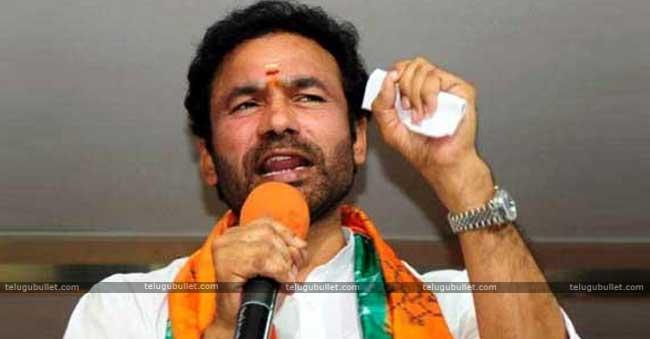 1,405 ventilators given to Telangana, says Kishan Reddy