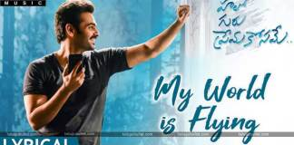 My World Is Flying Video Song Promo